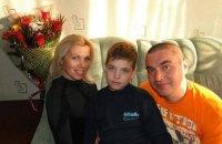 Нові підопічні - вдова та син загиблого під Щастям десантника Владислава Блінова