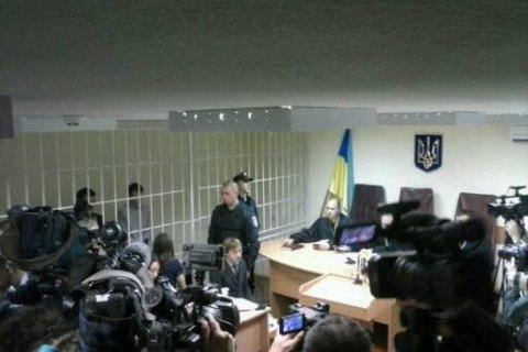 В Киеве начали судить российских военных Ерофеева и Александрова