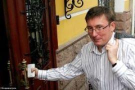Литвин обМорозився, а Луценка недострелили