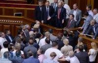 Оппозиция озвучила причины блокирования
