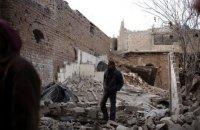 Сирийская оппозиция согласилась принять участие в женевских переговорах