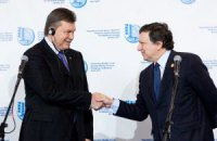 Баррозу обещает Украине новое амбициозное соглашение с ЕС