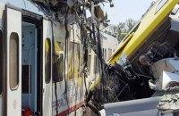 При столкновении поездов в Италии погибли более 20 человек (обновлено)