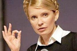 Тимошенко заявляет, что ситуация с гриппом стабилизировалась
