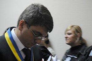 Суд по Тимошенко ушел обедать