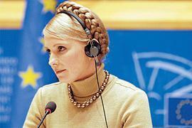 Тимошенко увидела: Европа защитит демократию в Украине