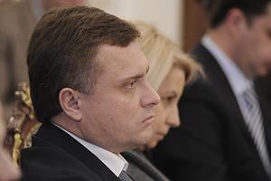 Левочкин с Фирташем дружит, но о бизнесе не говорит