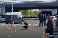 В Киеве неизвестный открыл стрельбу на парковке
