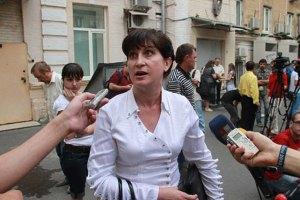 Фролова признала ошибки в деле Тимошенко