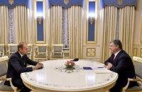 Порошенко и Туск скоординировали подходы по завершению ратификации СА с Евросоюзом