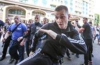 """На глазах у милиции """"братки"""" избили журналистку и фотографа"""