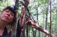 Руслана поможет Гройсману бороться с вырубкой леса