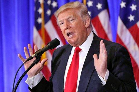 Трамп получил открытое письмо отамериканских корреспондентов