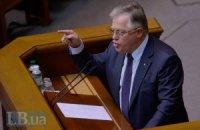 Неизвестные взяли штурмом дом Симоненко