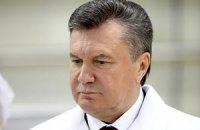 Янукович відвідав постраждалих від вибуху дітей