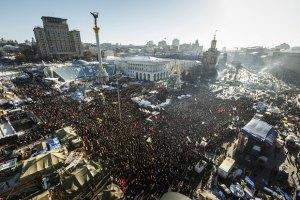 Штаб нацсопротивления: требование уйти с Майдана неприемлемо