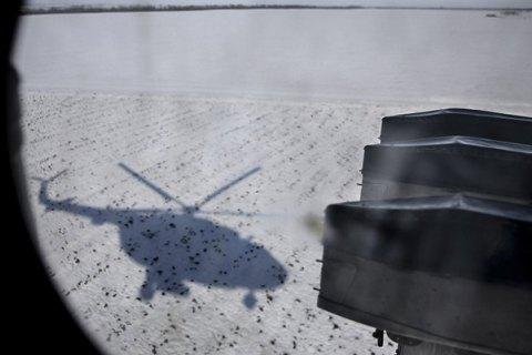 В Молдове потерпел аварию румынский вертолет