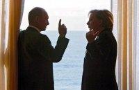 Путин пожаловался Меркель на Украину из-за отказа покупать газ