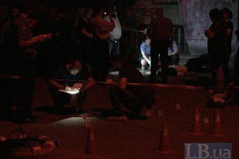 В Киеве ночью застрелили подозреваемого в убийстве бойца АТО (обновлено)
