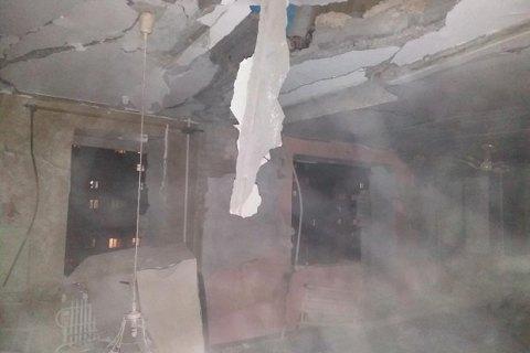 Уголовное производство открыли пофакту взрыва вдоме вСумах