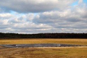 В Житомирской области построили вертодром для Януковича