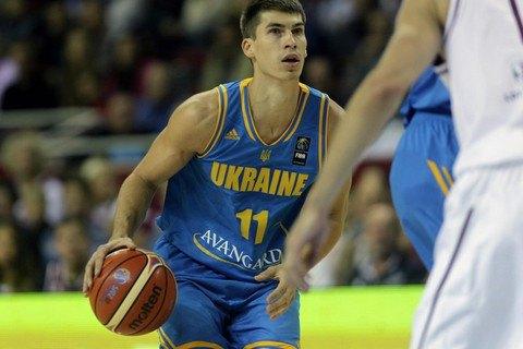 Сборная Украины пробилась в заключительный турнир Евробаскета