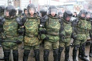 В МВД опровергли переброску в Киев крымского спецназа