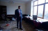 Кличко: здание Киевсовета - как после войны