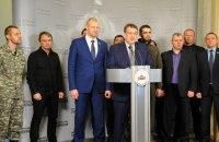 НФ призвал Минобороны дать оценку событиям в Коминтерново
