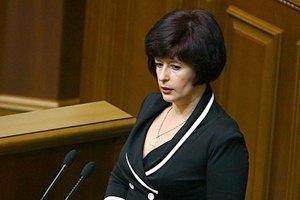 КСУ получил представление Лутковской по конституционности крымского референдума