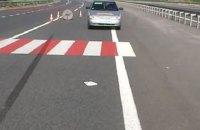 В Полтавской области автомобиль насмерть сбил 7-летнего ребенка на пешеходном переходе