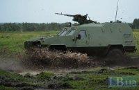 Боевики 48 раз обстреляли позиции сил АТО из запрещенного оружия