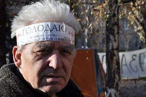 Смерть пикетчика в Донецке: человеческая трагедия и пиар на крови