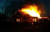 Неизвестный взорвал магазин в Киевской области