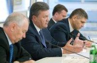 Янукович: требования МВФ о повышении цены на газ для населения неприемлемы