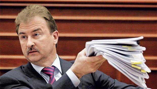 Попов осмелился критиковать бюджет - это говорит о многом