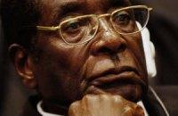 Президент Зімбабве при смерті