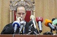 Глава Высшего админсуда рекомендует уволить Олега Бачуна
