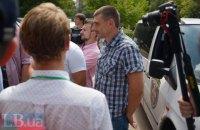 В Чернигове за нападение на социолога задержали днепропетровского депутата