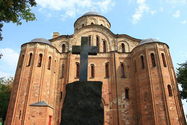 Собор Василия Великого в Овруче