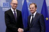 Санкции против РФ будут продлены еще на полгода, - Яценюк