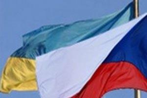 Украина рассчитывает на углубление сотрудничества с Чехией