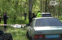 В Запорожье в собственном автомобиле взорвали бизнесмена