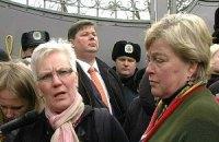 Представители ОБСЕ будут добиваться встречи с Тимошенко во время выборов
