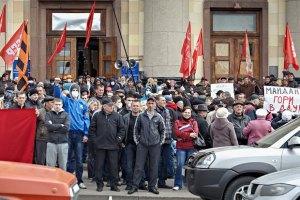 Сепаратисты заявили о создании Харьковской народной республики