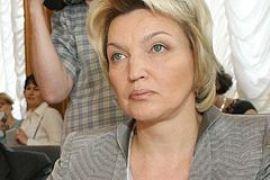 Богатырева заменит Ющенко в Грузии