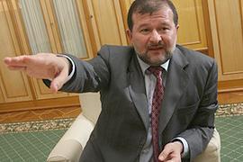 Балога предрекает регионалам судьбу СДПУ(о)