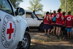 Представитель Красного Креста намерен посетить Москву на следующей неделе