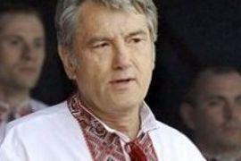 Ющенко едет к Пампуху во Львов
