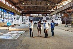 В Киеве стартовал международный архитектурный фестиваль CANactions